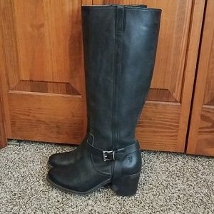 Frye Melissa Knotted Tall Boots